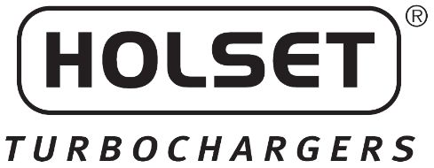 Turbochargers by Holset.