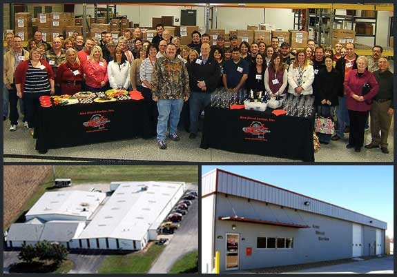 Innovative diesel performance truck products and service caused our success.