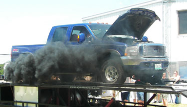 Our performance truck products include diesel engine repair parts.