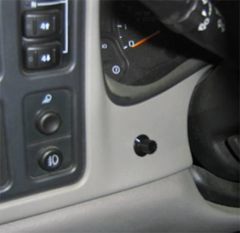 Control your Truck Edition Module from the cab.